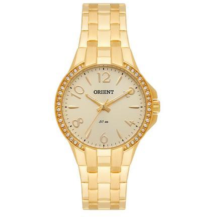 b4e1aaeb316 Relógio Orient Feminino Eternal Cristais Swarovski Analógico FGSS0082 C2KX  - Relógio Feminino - Magazine Luiza