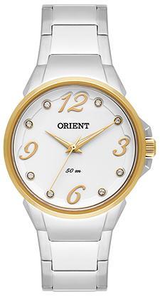 8f228d42e5f Imagem de Relógio Orient Feminino Eternal Cristais Swarovski Analógico  FTSS0045 B2SX