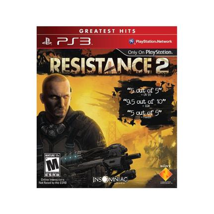 Jogo Resistance 2 Greatest Hits - Playstation 3 - Sieb
