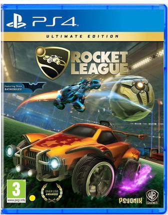 Jogo Rocket League Ultimate Edition - Playstation 4 - 505 Games