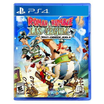 Jogo Asterix e Obelix Xxl2 Limited Edition - Playstation 4 - Microids