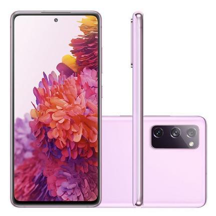 Celular Smartphone Samsung Galaxy S20 Fe 128gb Rosa - Dual Chip