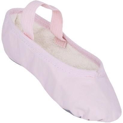 b7f224fa2 Sapatilha de Ballet Meia Ponta Só Dança Infantil - Rosa - Acessórios ...