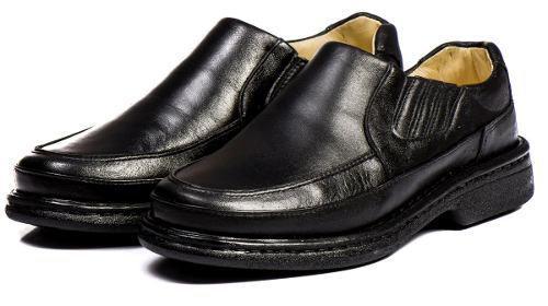0ae8b3f17 Sapato Ortopédico Anti Stress Social Masculino - Campero - Sapato ...