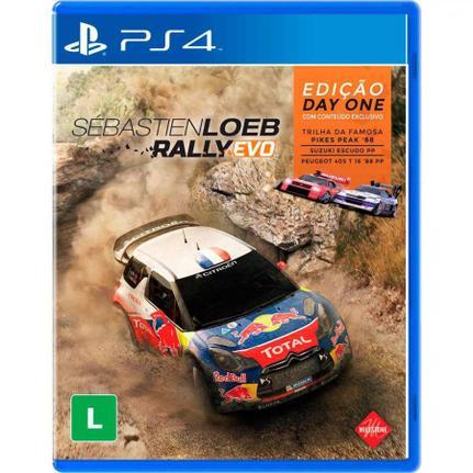 Jogo Sebastien Loeb Rally Evo - Xbox One - Milestone