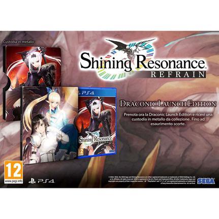 Jogo Shining Resonance Refrain Lauch Edition - Playstation 4 - Sega