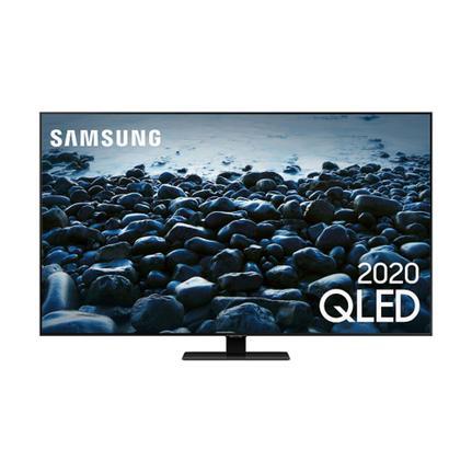 """Tv 55"""" Qled Samsung 4k - Ultra Hd Smart - Qn55q80t"""