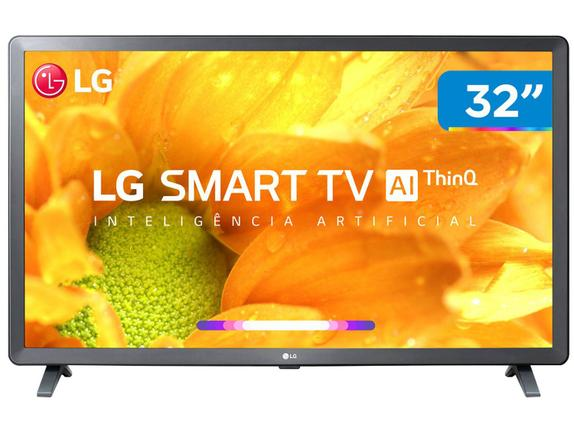 "Tv 32"" Led LG Hd Smart - 32lm625b"
