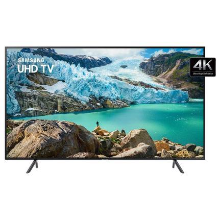 "Tv 49"" Led Samsung 4k - Ultra Hd Smart - Un49ru7100"