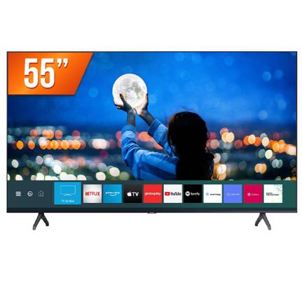 "Tv 55"" Led Samsung 4k - Ultra Hd Smart - Lh55bet"