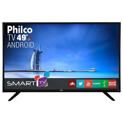 "Tv 49"" Led Philco Full Hd Smart - Ph49f30dsgwa"