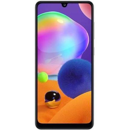 Celular Smartphone Samsung Galaxy A31 A315g 128gb Branco - Dual Chip