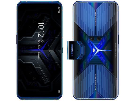 Celular Smartphone Lenovo Legion Phone Duel 256gb Azul - Dual Chip