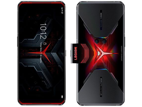 Celular Smartphone Lenovo Legion Phone Duel 256gb Cinza - Dual Chip