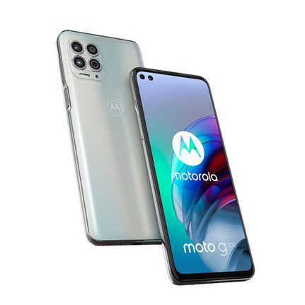 Celular Smartphone Motorola Moto G100 Xt2125 256gb Cinza - Dual Chip