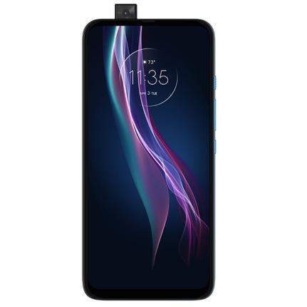 Celular Smartphone Motorola One Fusion+ Xt2067 128gb Azul - Dual Chip