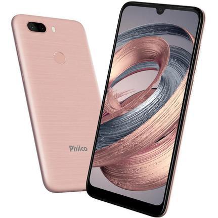 Celular Smartphone Philco Pcs02rg 128gb Rosa - Dual Chip