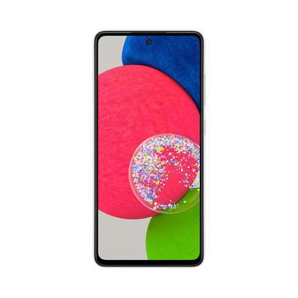 Celular Smartphone Samsung Galaxy A52s 5g A528b 128gb Branco - Dual Chip