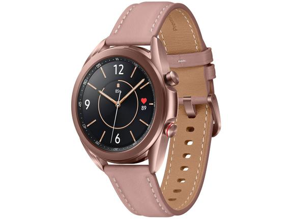 Smartwatch Samsung Galaxy Watch 3 Lte (41mm) - Bronze Sm-r855