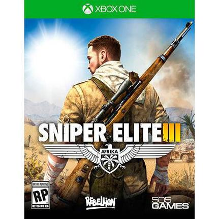 Jogo Sniper Elite 3 - Xbox One - 505 Games