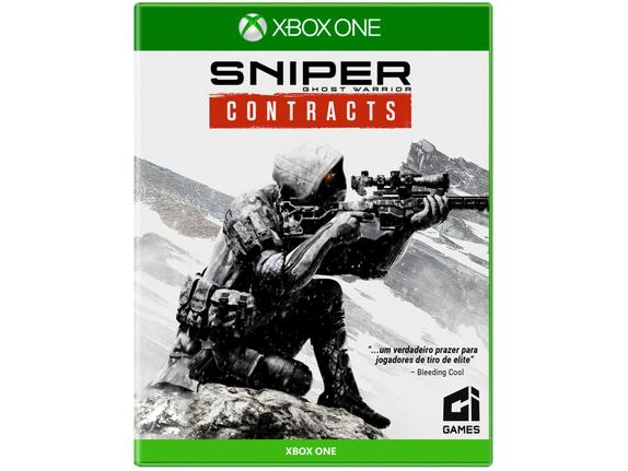 Jogo Sniper: Ghost Warrior Contracts - Xbox One - City Interactive