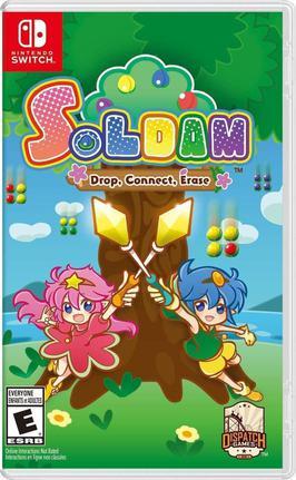 Jogo Soldam: Drop, Connect, Erase - Switch - Dispatch Games