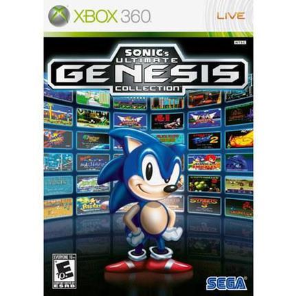 Jogo Sonics Ultimate Genesis Collection - Xbox 360 - Sega
