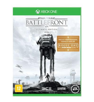 Jogo Star Wars Battlefront Ultimate Edition - Xbox One - Microsoft