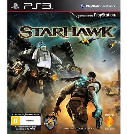 Jogo Starhawk - Playstation 3 - Sieb