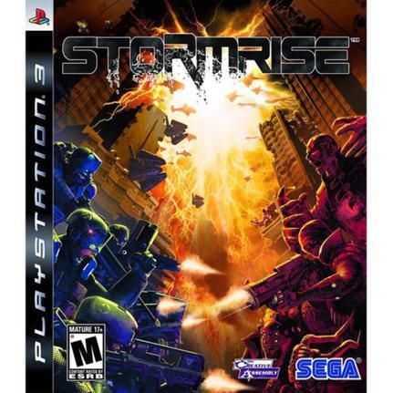Jogo Stormrise - Playstation 3 - Sega