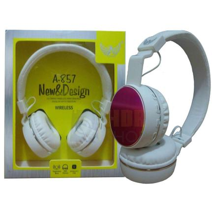 Fone de Ouvido Bluetooth Explosive Bass Altomex A-857