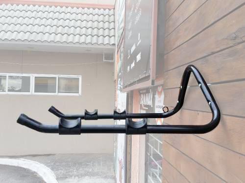 3b8710444 Suporte de Parede Metal-lini Para 2 Bicicletas - Peças e Acessórios ...