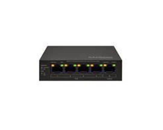 Switch Com 5 Portas Sf500poe Intelbras