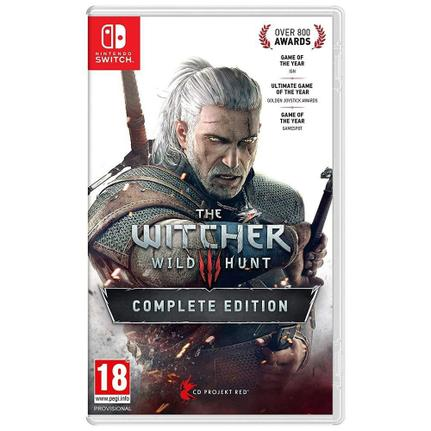 Jogo The Witcher 3 Wild Hunt Complete Edition - Switch - Microsoft