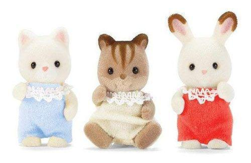 Sylvanian Families CHOCOLATE RABBIT BOY Epoch Calico Critters