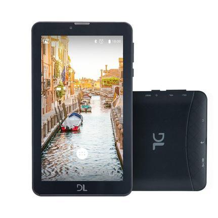 Tablet Dl Mobi Tx384 Preto 8gb 3g