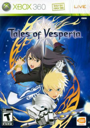 Jogo Tales Of Vesperia - Xbox 360 - Bandai Namco Games