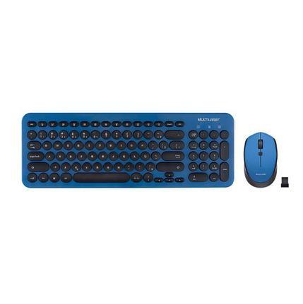 Kit Teclado e Mouse Tc233 Multilaser
