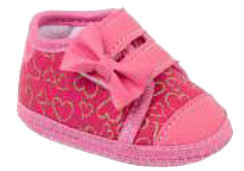 c5445dcaa5b Tênis malha pink menina com crepe. - Keto calçados - Calçados para ...