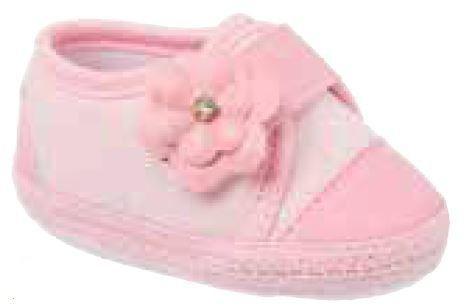 13013de76 Tênis malha rosa menina. - Keto calçados - - - Magazine Luiza