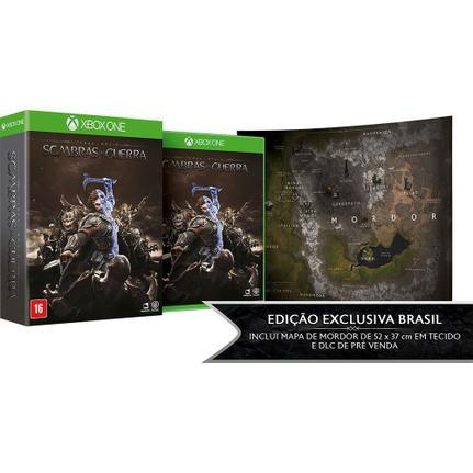 Jogo Terra Média Sombras da Guerra Edição Limitada - Xbox One - Warner Bros Interactive Entertainment