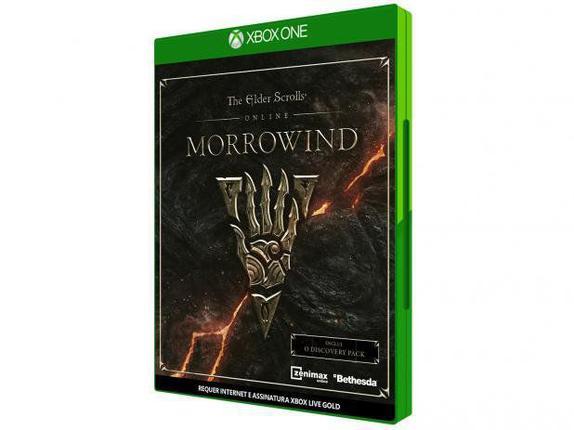 Jogo The Elder Scrolls Online: Morrowind - Xbox One - Bethesda