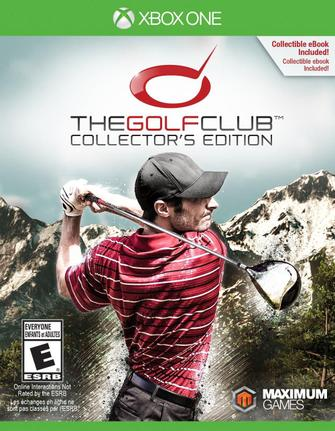 Jogo The Golf Club Collectors Edition - Playstation 4 - Maximum Games