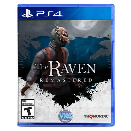 Jogo The Raven Remastered - Playstation 4 - Thq