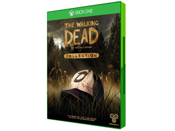 Jogo The Walking Dead Collection - Xbox One - Telltale Games