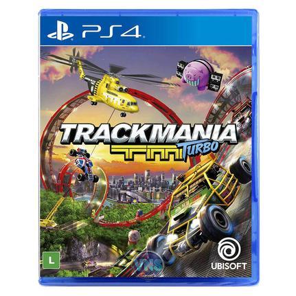 Jogo Trackmania Turbo - Playstation 4 - Ubisoft