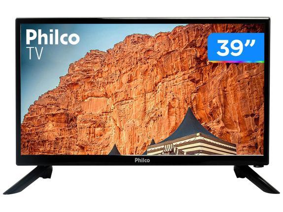 "Tv 39"" Led Philco Hd - Ptv39f61d"