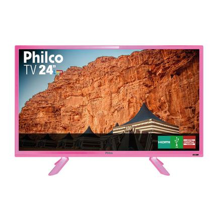 "Tv 24"" Led Philco Hd - Ptv24c10dr"