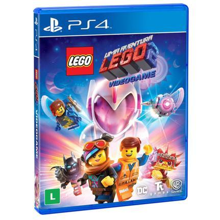 Jogo uma Aventura Lego 2 - Playstation 4 - Warner Bros Interactive Entertainment