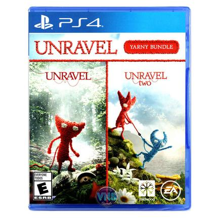 Jogo Unravel Two - Playstation 4 - Ea Games